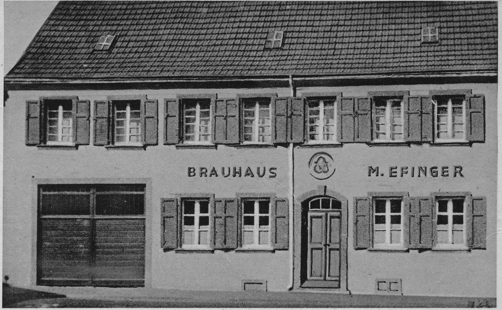 Brauhaus Efinger